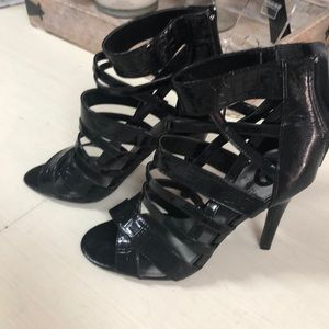 Super Cute Black Heels by Guess